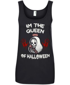image 268 247x296px Im The Queen Of Halloween T Shirts, Hoodies, Tank