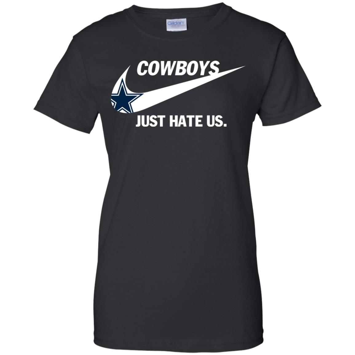 image 319px Cowboys Just Hate Us T Shirts, Hoodies, Tank Top