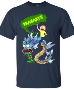 image 462 247x296px Rick And Morty Dracarys Dragon on GTO T Shirts, Hoodies, Tank Top