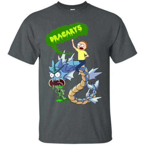 image 463 490x490px Rick And Morty Dracarys Dragon on GTO T Shirts, Hoodies, Tank Top