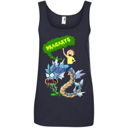 image 470 490x490px Rick And Morty Dracarys Dragon on GTO T Shirts, Hoodies, Tank Top