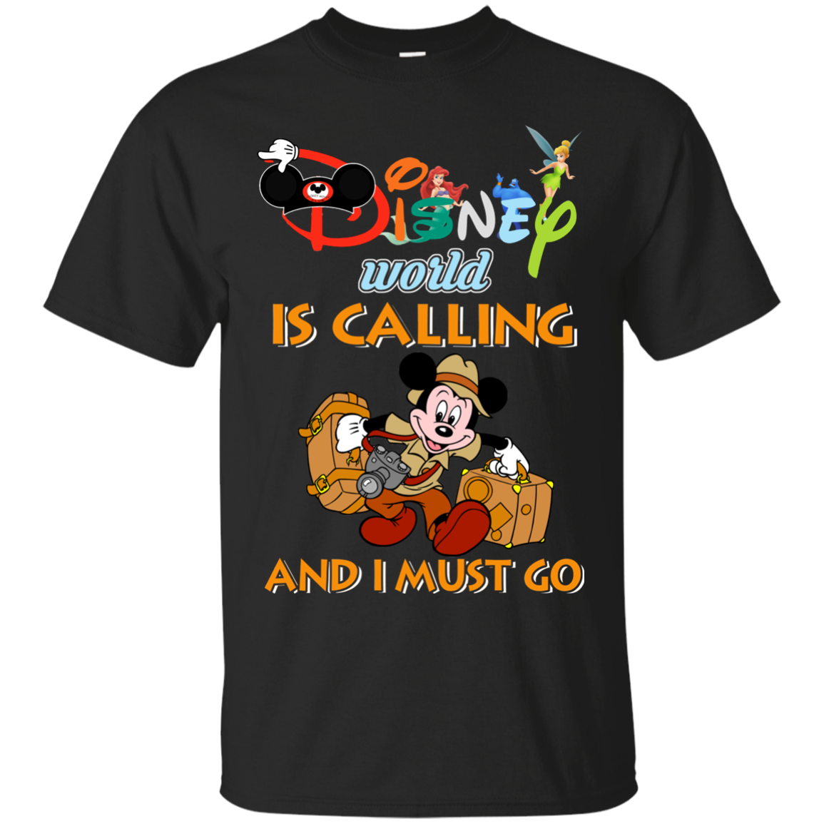 image 54px Disney World Is Calling and I Must Go T Shirts, Hoodies, Tank Top