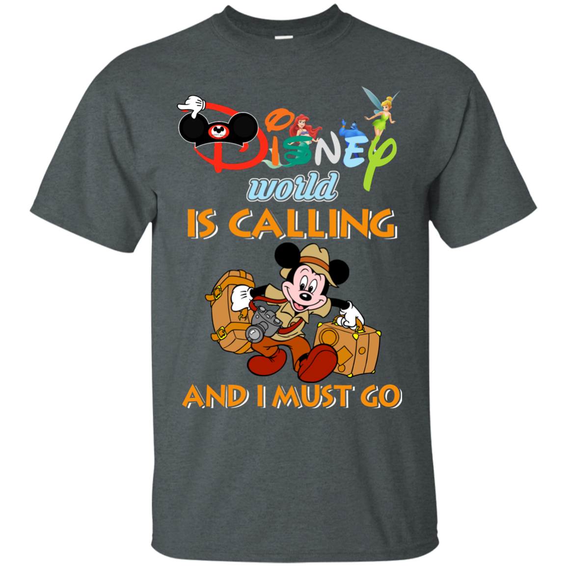 image 55px Disney World Is Calling and I Must Go T Shirts, Hoodies, Tank Top