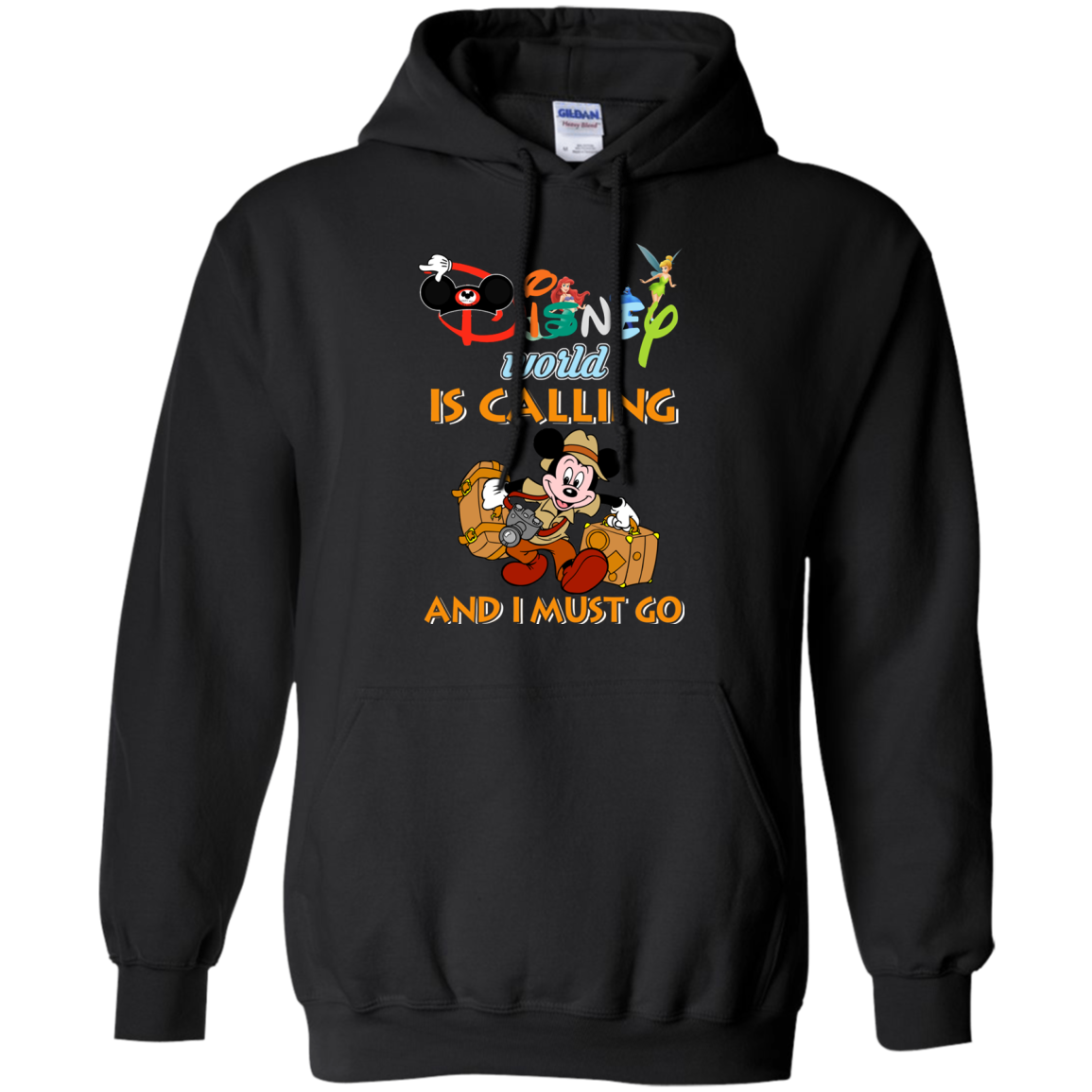 image 59px Disney World Is Calling and I Must Go T Shirts, Hoodies, Tank Top