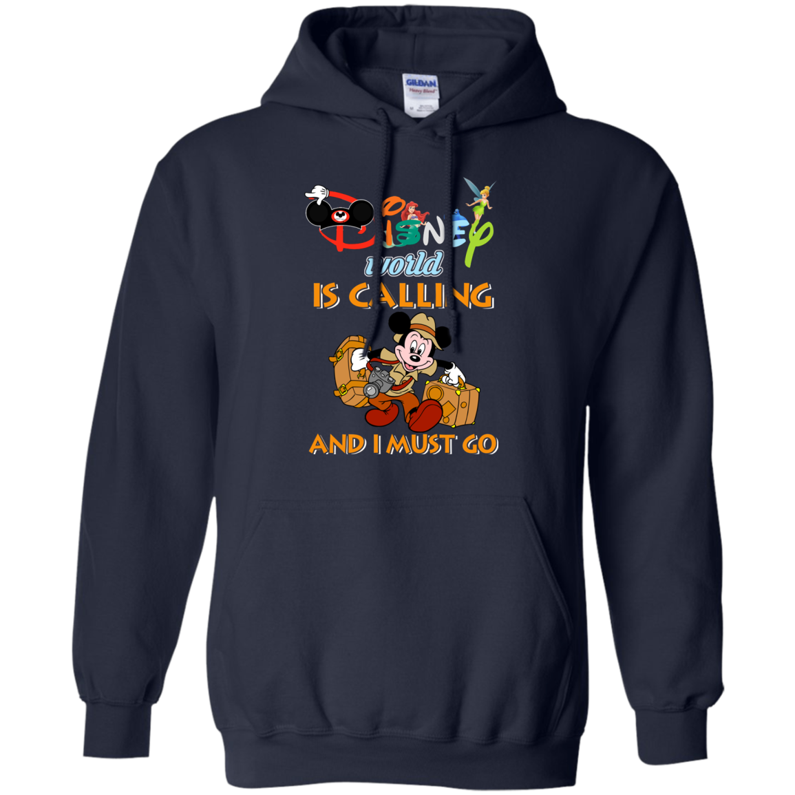 image 60px Disney World Is Calling and I Must Go T Shirts, Hoodies, Tank Top