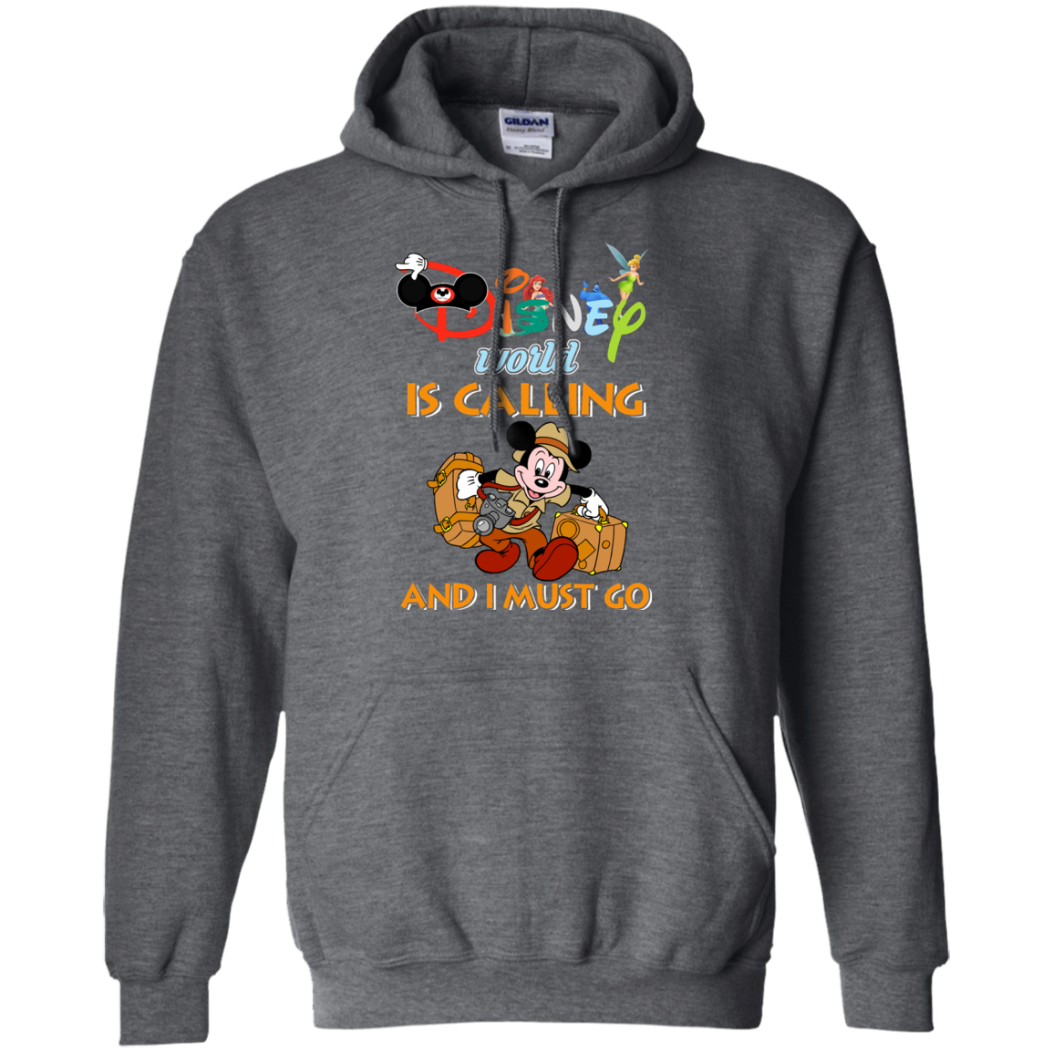 image 61px Disney World Is Calling and I Must Go T Shirts, Hoodies, Tank Top