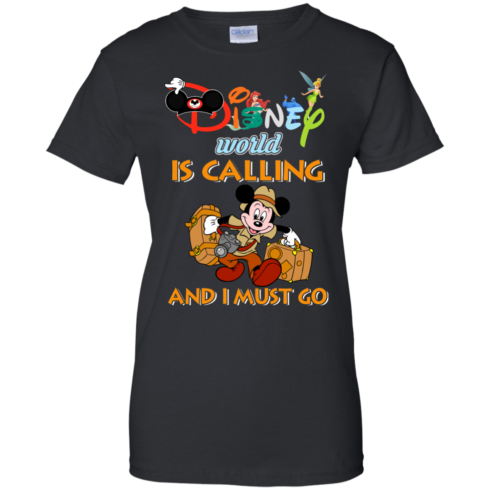 image 62 490x490px Disney World Is Calling and I Must Go T Shirts, Hoodies, Tank Top