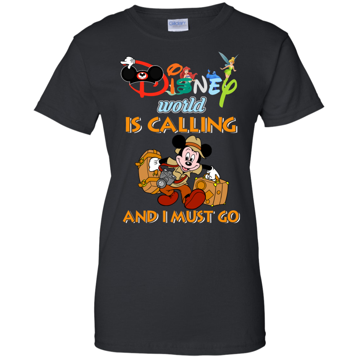 image 62px Disney World Is Calling and I Must Go T Shirts, Hoodies, Tank Top