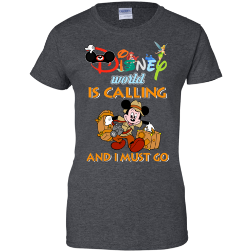 image 63 490x490px Disney World Is Calling and I Must Go T Shirts, Hoodies, Tank Top