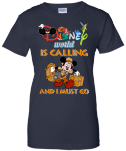 image 64 247x296px Disney World Is Calling and I Must Go T Shirts, Hoodies, Tank Top