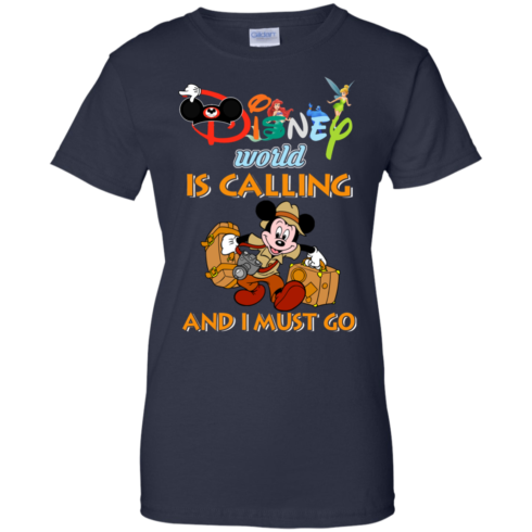 image 64 490x490px Disney World Is Calling and I Must Go T Shirts, Hoodies, Tank Top
