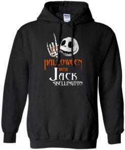 image 678 247x296px Halloween With Jack Skellington T Shirts, Hoodies, Tank