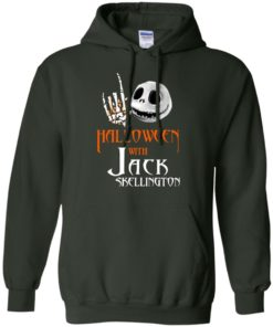 image 680 247x296px Halloween With Jack Skellington T Shirts, Hoodies, Tank