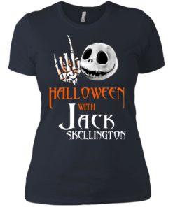 image 685 247x296px Halloween With Jack Skellington T Shirts, Hoodies, Tank