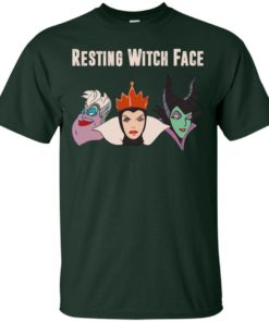 image 769 247x296px Maleficent Disney: Resting Witch Face Halloween T Shirts, Hoodies, Tank