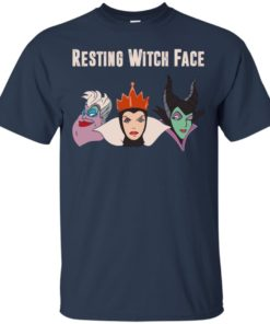 image 770 247x296px Maleficent Disney: Resting Witch Face Halloween T Shirts, Hoodies, Tank