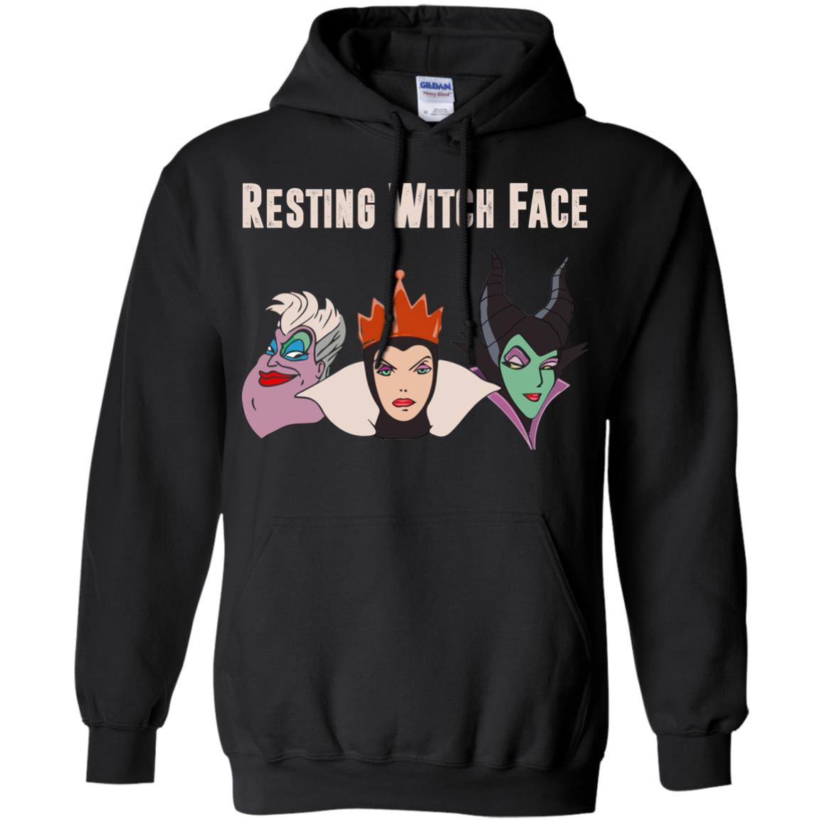 image 771px Maleficent Disney: Resting Witch Face Halloween T Shirts, Hoodies, Tank