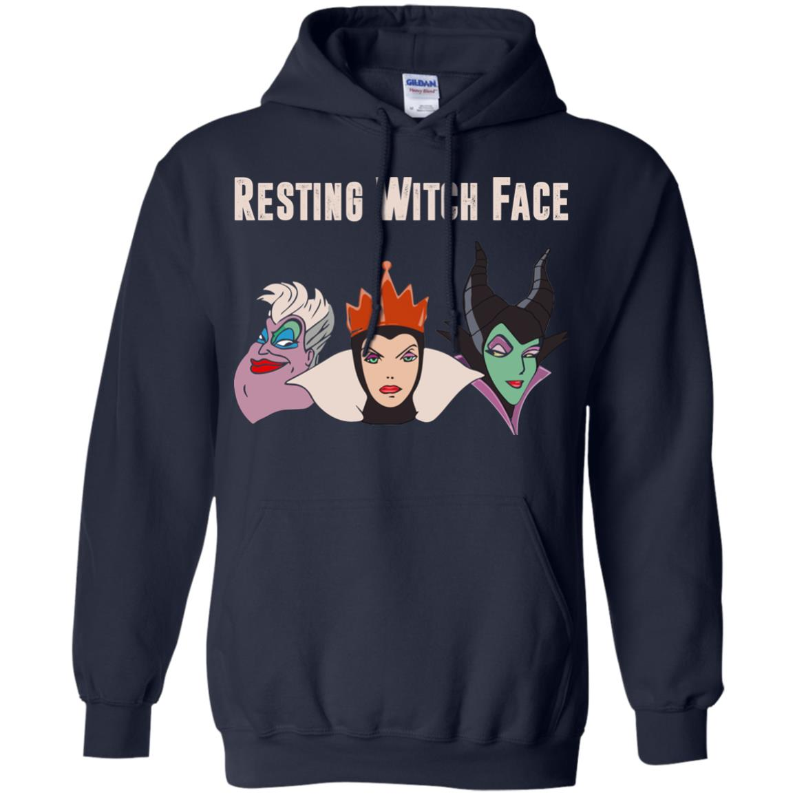 image 772px Maleficent Disney: Resting Witch Face Halloween T Shirts, Hoodies, Tank