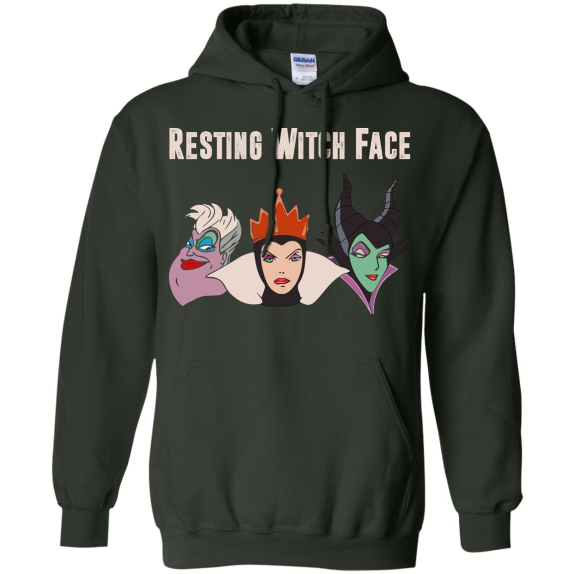 image 773px Maleficent Disney: Resting Witch Face Halloween T Shirts, Hoodies, Tank