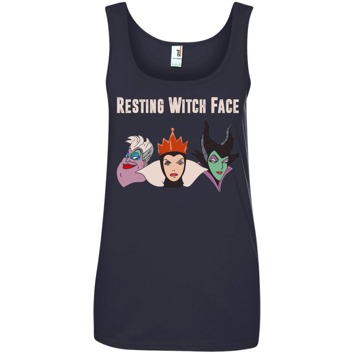 image 775px Maleficent Disney: Resting Witch Face Halloween T Shirts, Hoodies, Tank