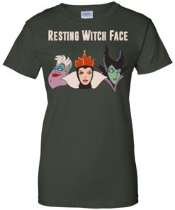 image 777 247x296px Maleficent Disney: Resting Witch Face Halloween T Shirts, Hoodies, Tank