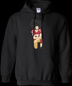 image 79 247x296px Colin Kaepernick Kneels on Monday Night Football T Shirts