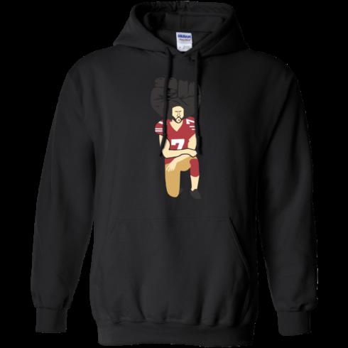 image 79 490x490px Colin Kaepernick Kneels on Monday Night Football T Shirts