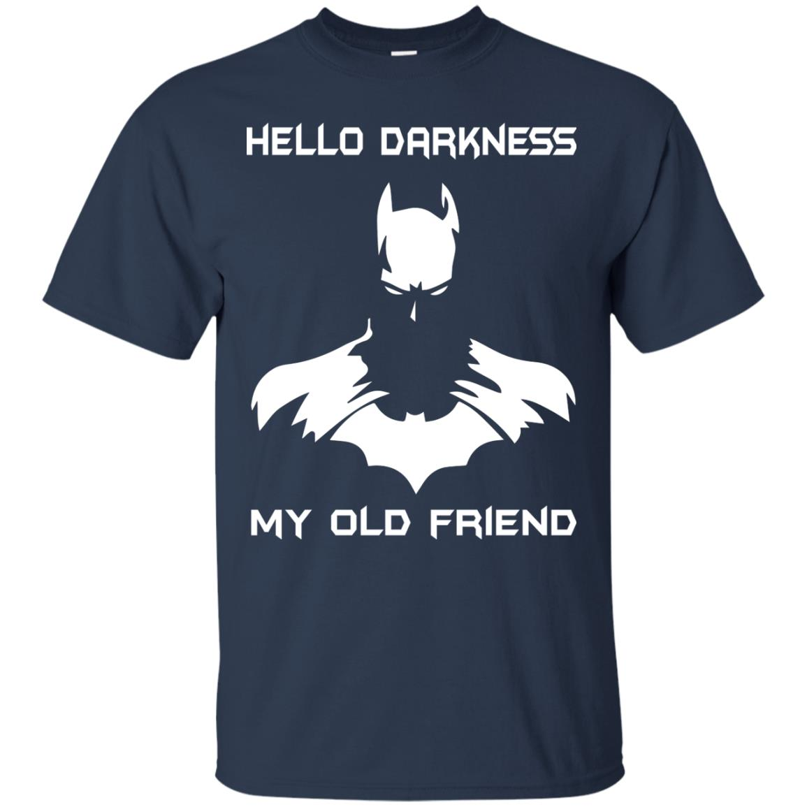 image 813px Batman: Hello Darkness My Old Friend T Shirts, Hoodies, Tank