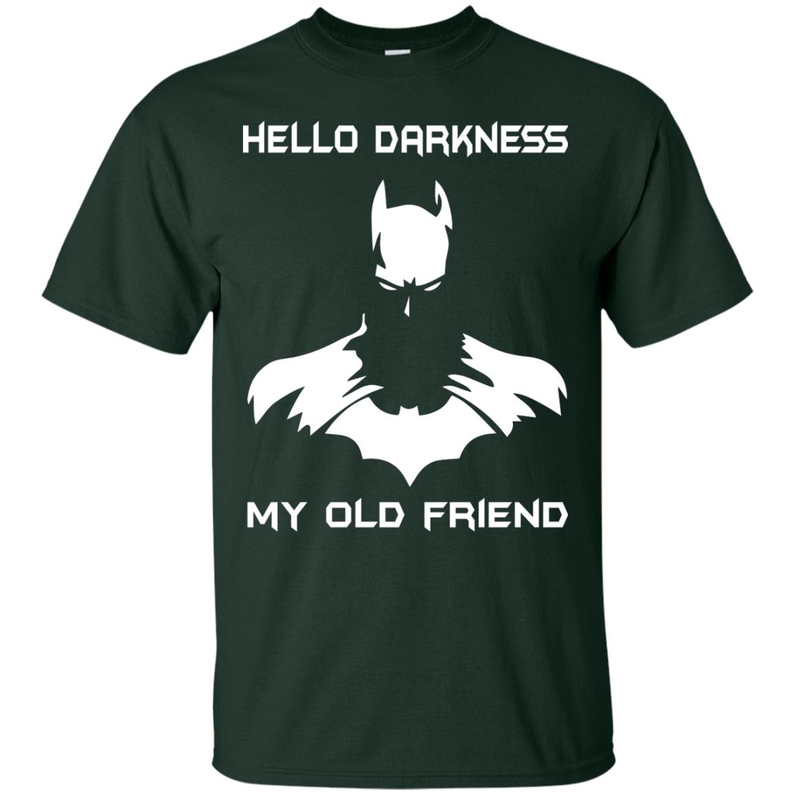 image 814px Batman: Hello Darkness My Old Friend T Shirts, Hoodies, Tank