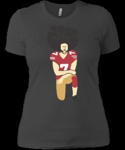 image 83 247x296px Colin Kaepernick Kneels on Monday Night Football T Shirts