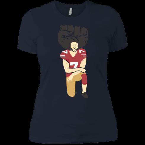 image 84 490x490px Colin Kaepernick Kneels on Monday Night Football T Shirts