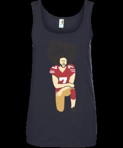 image 86 247x296px Colin Kaepernick Kneels on Monday Night Football T Shirts