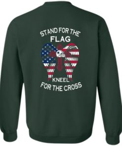 image 904 247x296px Dallas Cowboys Stand For The Flag Kneel For The Cross T Shirts, Hoodies, Sweater