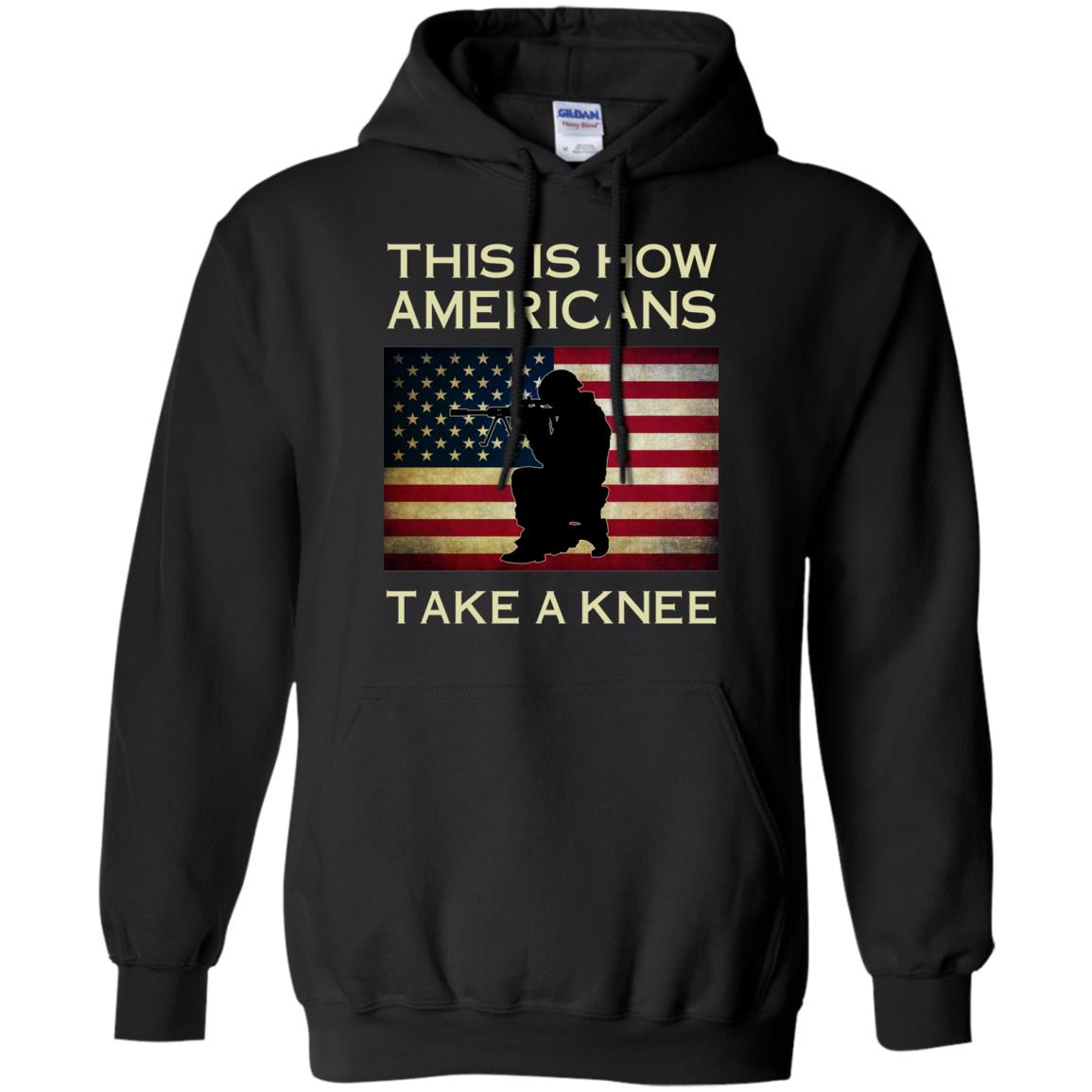image 922px This Is How Americans Americans Take A Knee T Shirts, Hoodies, Tank