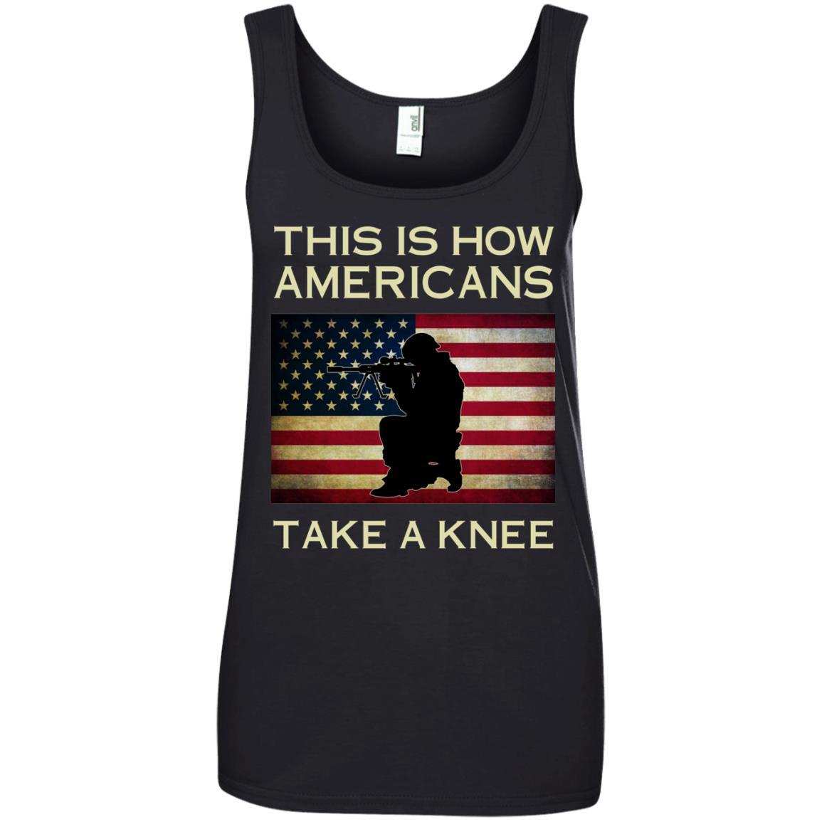 image 925px This Is How Americans Americans Take A Knee T Shirts, Hoodies, Tank