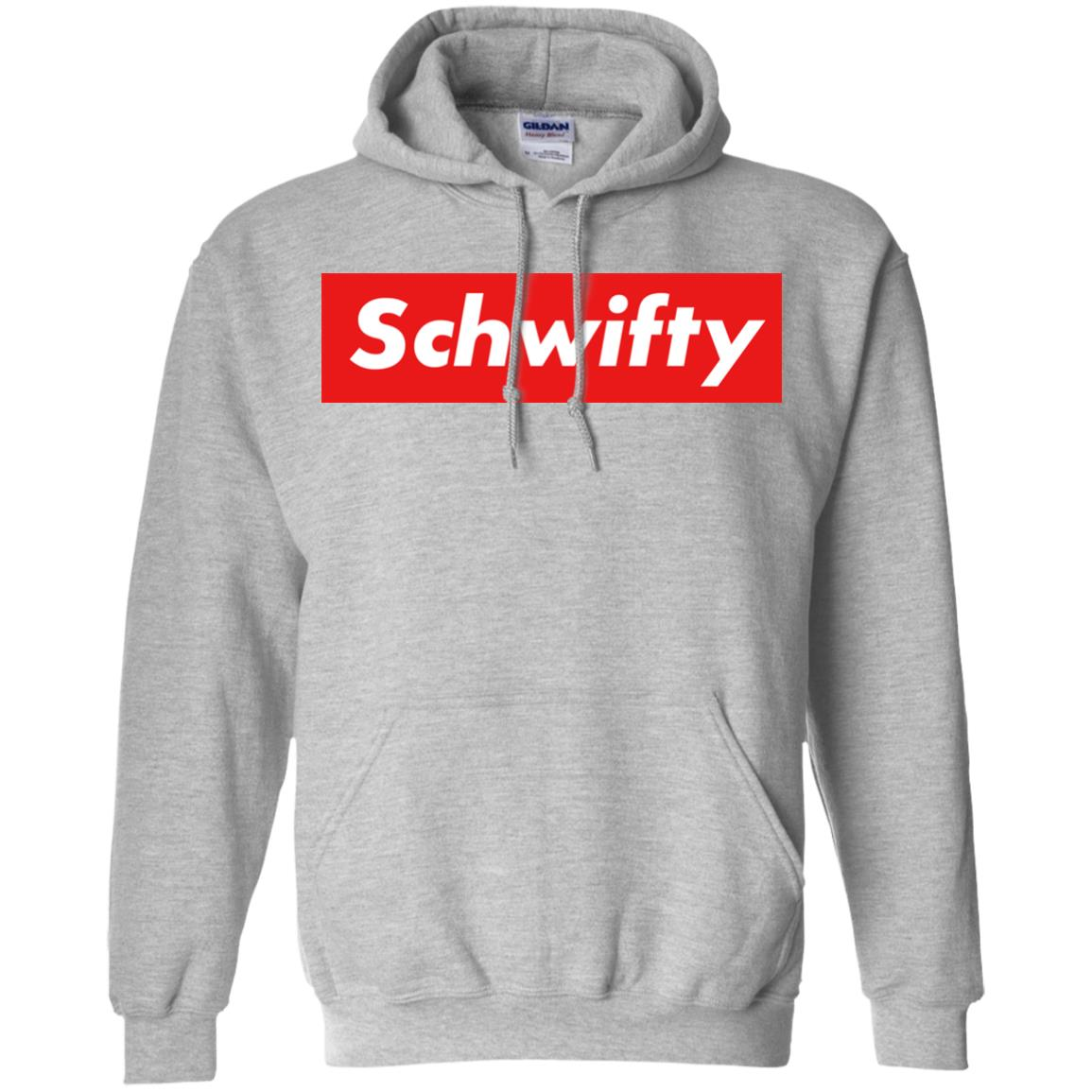 image 968px Rick and Morty Schwifty Supreme T Shirts, Hoodies, Tank Top