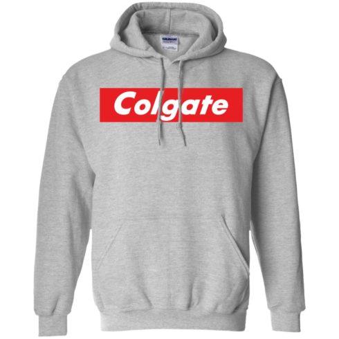 image 991 490x490px Supreme Colgate Shirt, Hoodies, Tank