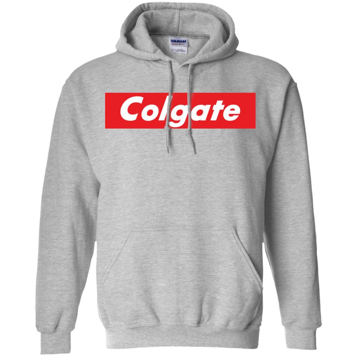 image 991px Supreme Colgate Shirt, Hoodies, Tank