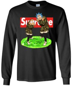 image 100 247x296px Rick and Morty Supreme T Shirts, Hoodies, Tank Top