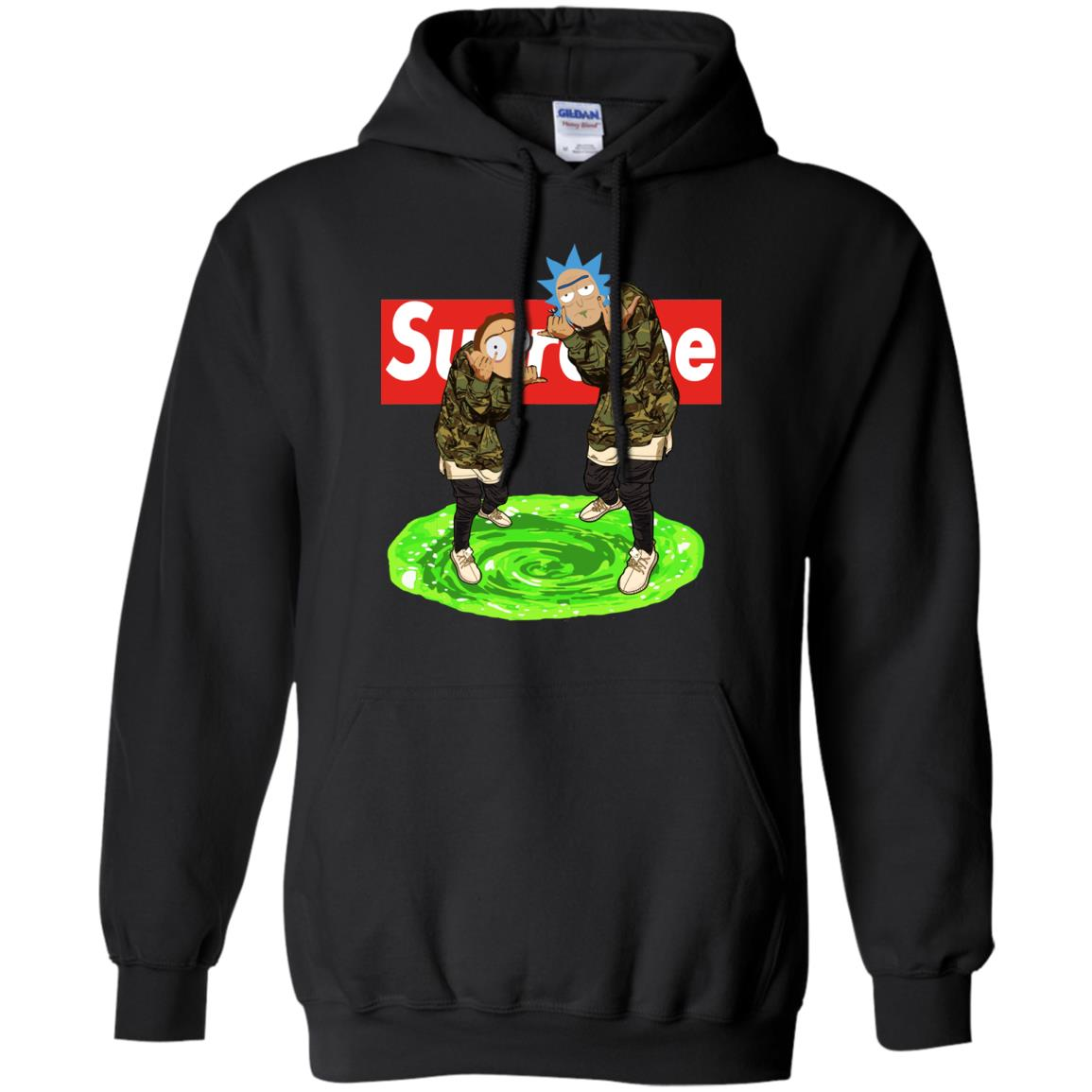 image 103px Rick and Morty Supreme T Shirts, Hoodies, Tank Top