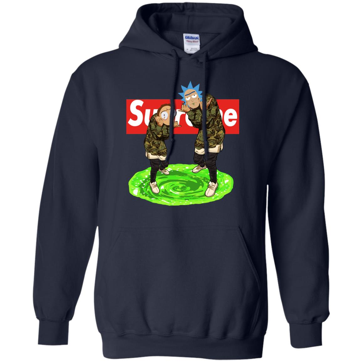image 104px Rick and Morty Supreme T Shirts, Hoodies, Tank Top