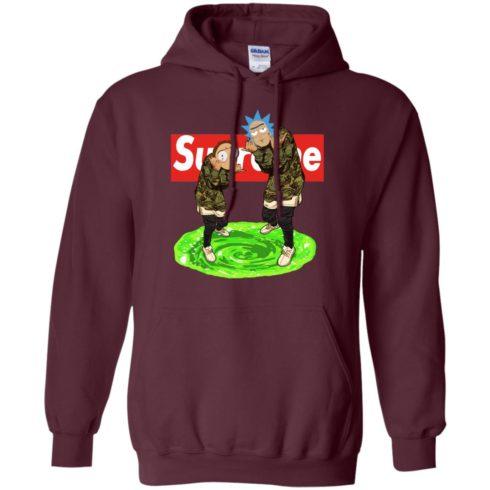 image 105 490x490px Rick and Morty Supreme T Shirts, Hoodies, Tank Top