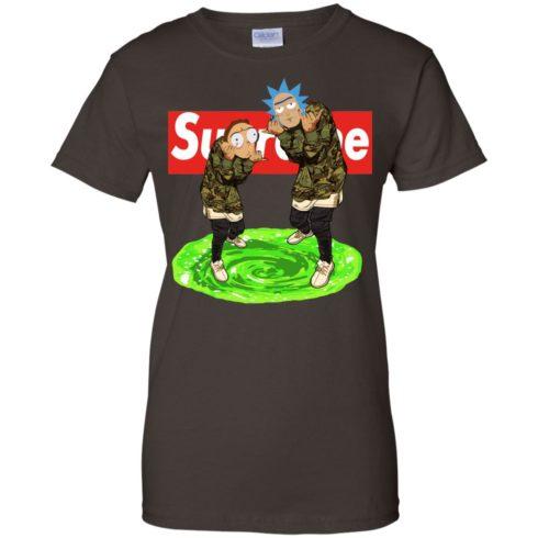image 107 490x490px Rick and Morty Supreme T Shirts, Hoodies, Tank Top