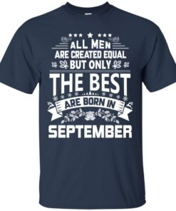 image 1093 247x296px Jason Statham: All Men Are Created Equal The Best Are Born In September T Shirts
