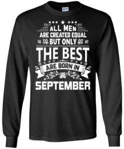image 1094 247x296px Jason Statham: All Men Are Created Equal The Best Are Born In September T Shirts