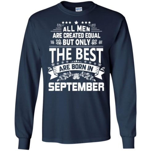 image 1095 490x490px Jason Statham: All Men Are Created Equal The Best Are Born In September T Shirts