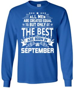 image 1096 247x296px Jason Statham: All Men Are Created Equal The Best Are Born In September T Shirts