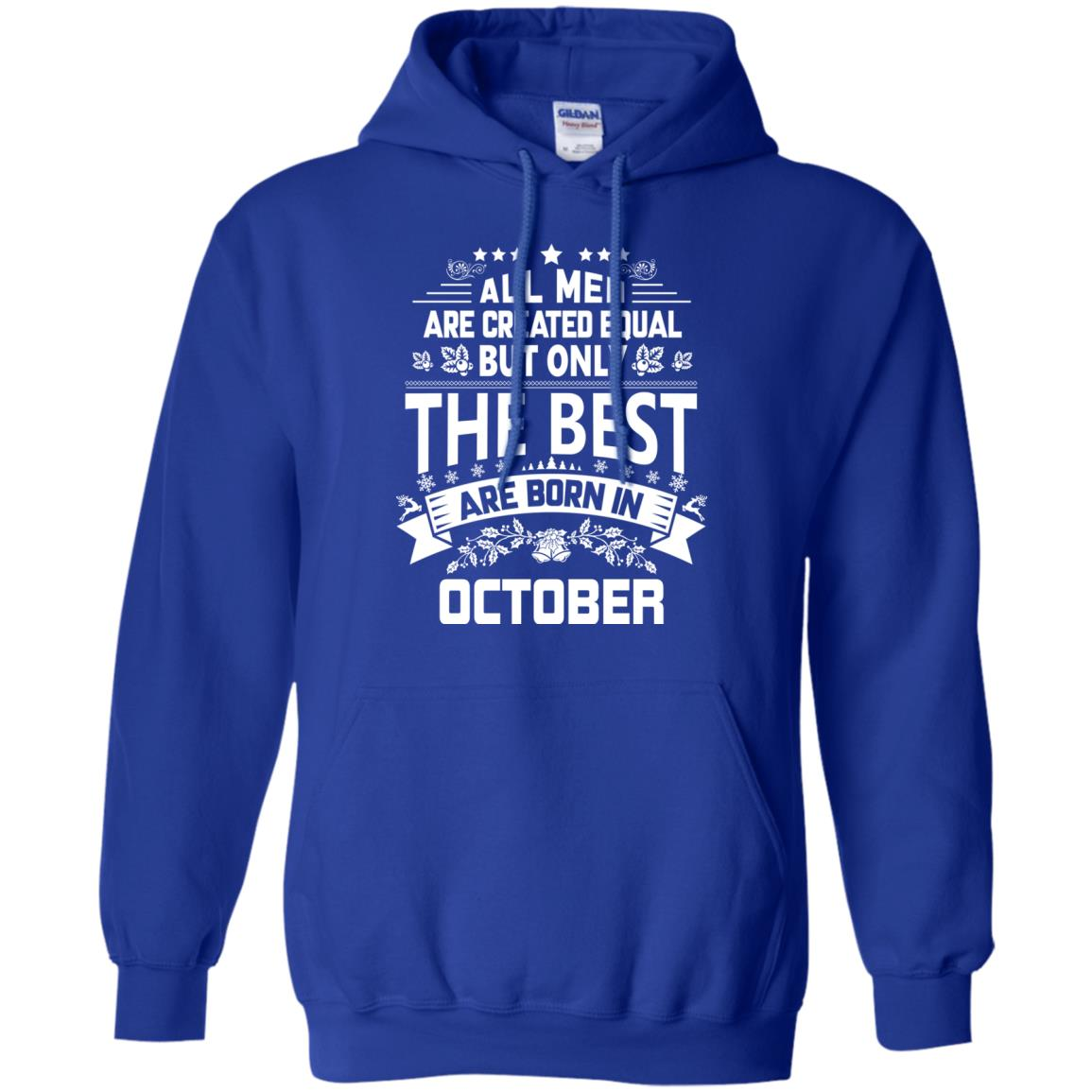 image 1110px Jason Statham: All Men Are Created Equal The Best Are Born In October T Shirts