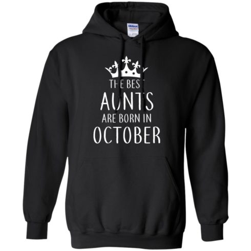 image 112 490x490px The Best Aunts Are Born In October T Shirts, Hoodies, Tank Top