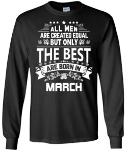 image 1127 247x296px Jason Statham: All Men Are Created Equal The Best Are Born In March T Shirts